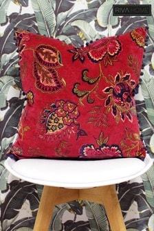 Malisa Velvet Cushion by Riva Home