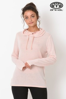Animal Pink Essential Hoody