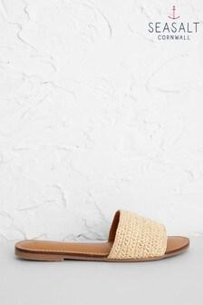 Seasalt Natural Shell Strewn Sandals