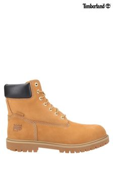 Timberland® Pro Yellow Iconic Safety Toe Work Boots