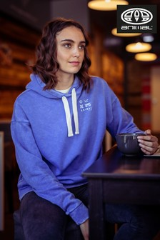 Animal Blue Athena Hoody