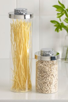 Harper Gem Glass Jar