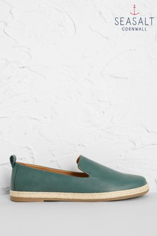Seasalt Green Sea Safari Verte Shoes