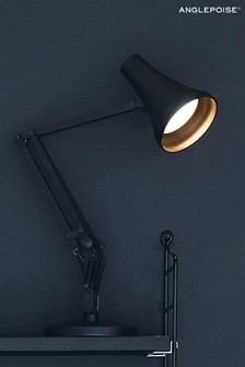 Anglepoise 90 Carbon Black Mini Desk Lamp