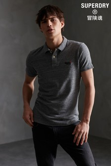 Superdry Grey Polo