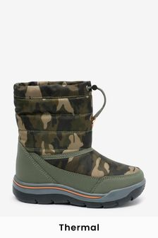 Thinsulate Lined Water Resistant Boots