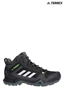 adidas Terrex Black/White AX3 Mid Gortex Boots