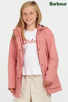 Barbour® Girls Waterproof Clyde Jacket