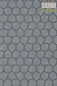 Scion Grey Aikyo Wallpaper