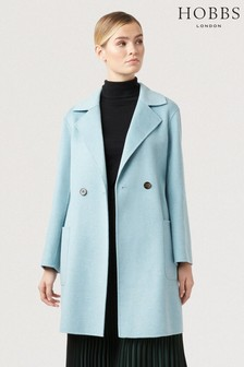 Hobbs Blue Aly Coat