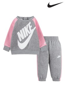 Nike Infant Crew And Jogger Set