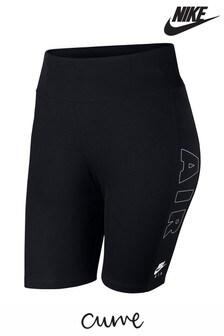 Nike Air Curve Black Cycling Shorts