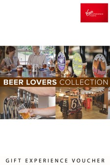 Beer Lovers Collection Gift Experience by Virgin Experience Days