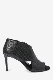 Forever Comfort® Weave X-Front Shoe Boots