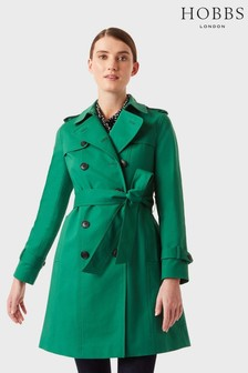 Hobbs Green Saskia Trench Coat