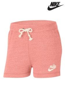Nike Gym Vintage Coral Shorts