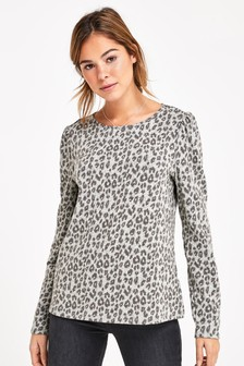 Long Sleeve Cosy Top