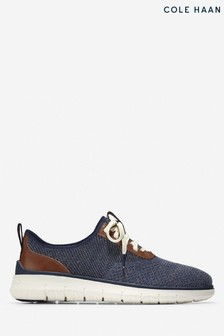 Cole Haan Blue Generation Zerogrand Stitchlite Lace-Up Shoes