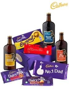 Cadbury No 1 Dads Bars & Beers Gift Box