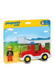 Playmobil 123 Fire Truck
