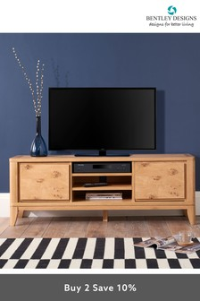 High Park Wide Entertainment Unit by Bentley Designs
