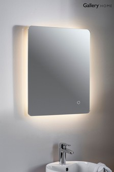 Gallery Direct Silver Sprit LED Wall Light