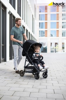 Hauck Rapid 4 Pushchair Caviar/Black