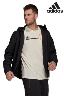 adidas 3 Stripe Rain Ready Jacket