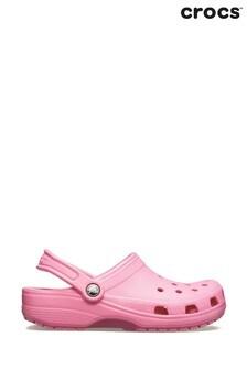 Crocs™ Pink Classic Clogs