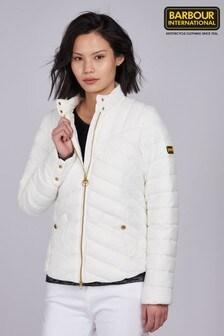 Barbour® International Padded Interceptor Jacket