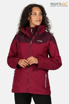 Regatta Purple Premilla III 3-In-1 Waterproof Jacket