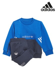 adidas Originals Infant Colorado Crew Neck Jumper and Jogger Set