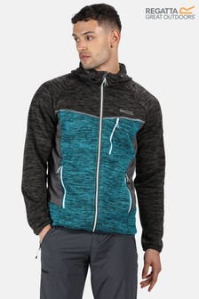 Regatta Blue Cartersville Vii Full Zip Fleece