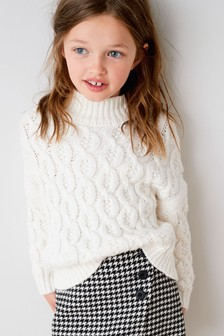 Chunky Cable Jumper (3-16yrs)