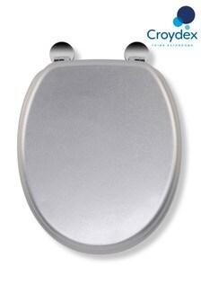 Croydex Quartz Glitter Toilet Seat