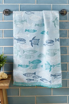 Sea Life Towel