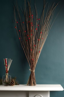 Festive Spice Fragranced Twigs