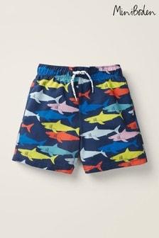 Mini Boden Swim Shorts