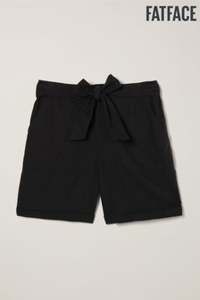 FatFace Lily Linen Blend Shorts