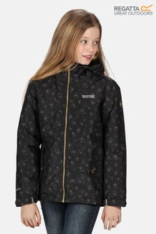 Regatta Black Brina Waterproof Jacket