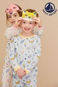 Petit Bateau Blue Pyjamas