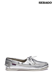 Sebago® Jacqueline Metal Boat Shoes