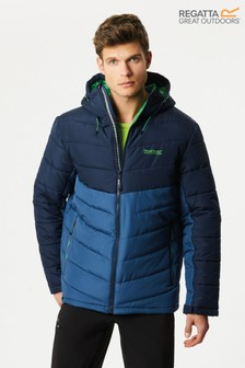 Regatta Nevado II Baffle Insulated Hooded Jacket