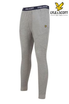 Lyle & Scott Cuffed Lounge Bottoms