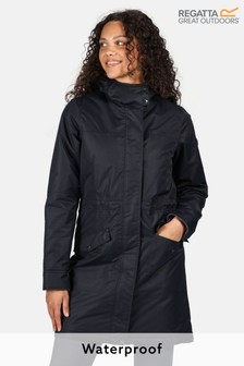 Regatta Blue Rimona Waterproof Jacket
