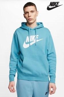 Nike Club Pullover Logo Hoody