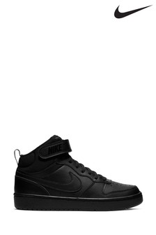 Nike Court Borough Mid Youth Trainers
