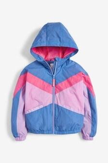 Colourblock Jacket (3-16yrs)