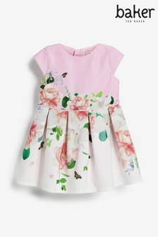 Baker by Ted Baker Floral Dress