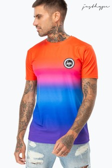 Hype. Rainbow Fade Men's T-Shirt
